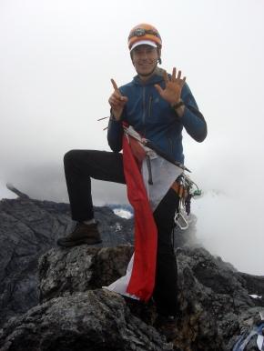 Carstensz Pyramid - Climb 6