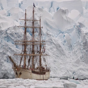 Bark Europa - Southern Ocean (Antarctica) 2015